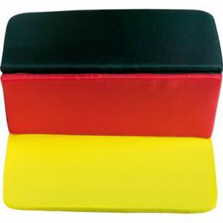 EM - Deutsch land falt bares Sitz kissen