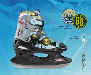 Kinder Soft SCHLITT SCHUH Eishockey Skates 27-30
