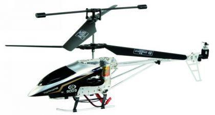 RC Metall HELICOPTER 51cm Gyro Hub schrauber 3Kanal+ Flug stabilisator