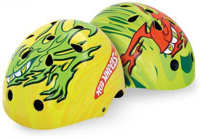 Allround Sturz helm Kids Protection Cap Monster - Vorschau 2