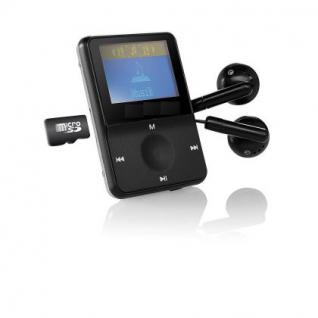 Media MP3- Player mit -32GB Speicher+ micro SD Slot