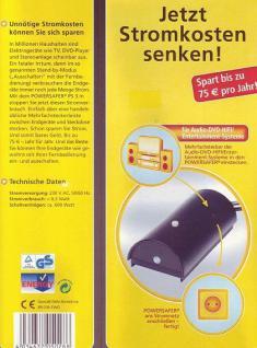 Power Saver f TV DVD, HiFi, Sat- Receiver Video - Vorschau 2