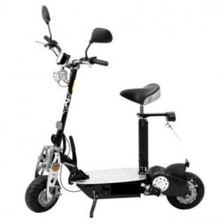 Elektro- Mofa mit Zulassung Klapp- Roller eScooter