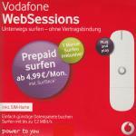 Vodafone CallYa Web Sessions Prepaid Online Stick