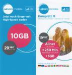 Prepaid Karte mit bis 50GB Internet; kostenfrei telefonieren in D-Netz Qualität