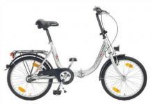 Falt- Fahrrad Klapp rad mit 3- Gang Schaltung