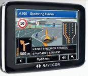 Auto Navigation mit 22 Länder Europa Karte