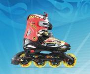 Inline Skate LowRider Rollschuhe HOT WHEEL 34-37