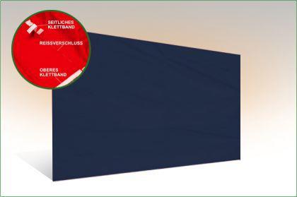 Seiten wand 3m MIT FENSTER für Messe Faltzelt 3x3m Pavillon - Vorschau 3