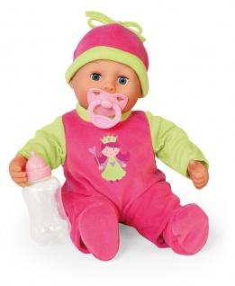Funktionspuppe First Words Baby, mit Mütze