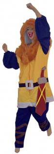 Karneval Kostüm Wikinger, für Erwachsene