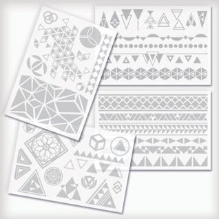 GLITZA FASHION - Deluxe Set Crazy Geometry
