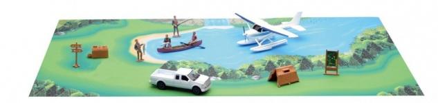 Abenteuer Wasserflugzeug Spielset