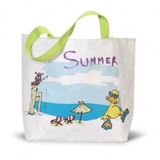 Nici Sunny Holidays Strandtasche Sommer 2015