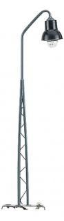 Gittermastlampe Spur H0, 1 flammig, 110mm