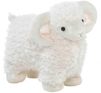 Plüschtier Lamm stehend, Grösse 36 cm