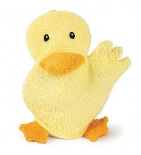Waschhandschuh Ente