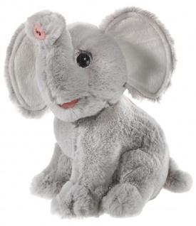 Plüschtier Mi Classico Elefant mit Glitzeraugen