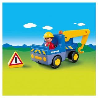 Playmobil Abschleppwagen