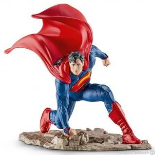Schleich Superman, kniend