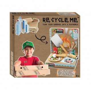 Re-Cycle-Me Bastelspaß Pizzeria - Bastelset Re-Cycle-Me