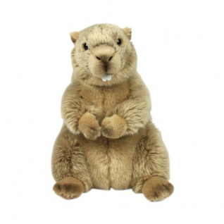 Plüschtier WWF Murmeltier, 23cm