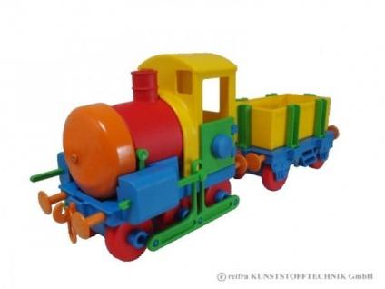 Kindereisenbahn bunt