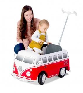 Kinderfahrzeug VW BUS T2 PUSH CAR, rot