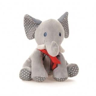 Stofftier Toby der Elefant