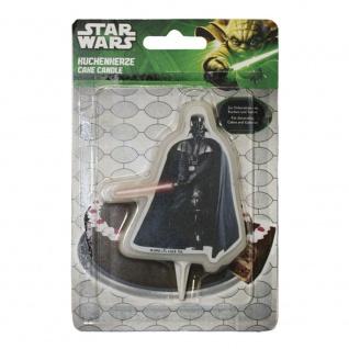 Kuchenkerze Darth Vader, 2D