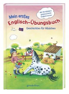 Mein 1. Englisch-Übungsbuch - Mädchen