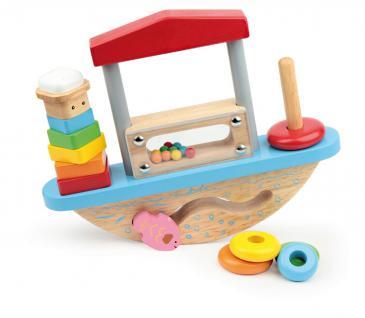 Schaukelboot-Spiel