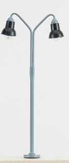 Bogenlampe Spur H0, 2 flammig, 110mm