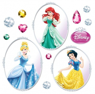 Windwo-Sticker Princess