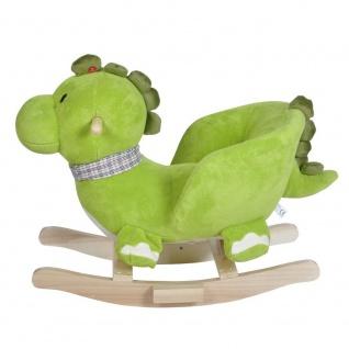 Schaukeltier Dino Olaf mit Sound