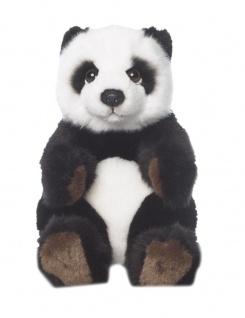 Plüschtier WWF Panda, sitzend, 15cm