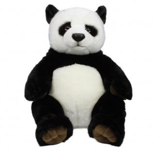 Plüschtier WWF Panda, sitzend Grösse 47cm