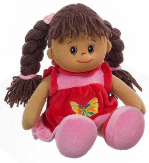 Poupetta Puppe Lucy Grösse 30 cm