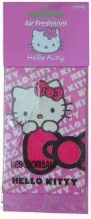 Hello Kitty Lufterfrischer Vanille Design 02