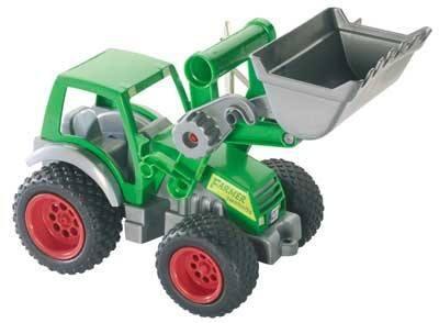Traktor mit Frontlader von wadertoys
