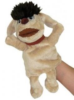 Handpuppe Sandmanns Hund Mopi 28 cm