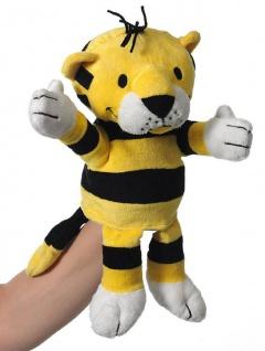 JANOSCH Handspielpuppe, Tiger