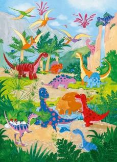 Fototapete Dinosaurier, Jungen, für Kinder