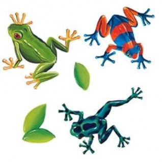 Wandaufkleber Wallies Gemälde (Mural ) Tree Frogs