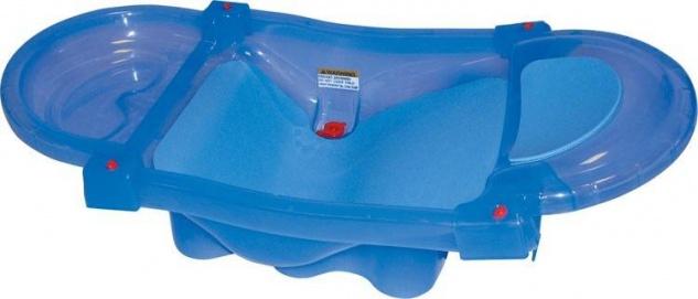 BadeWanne für Babys Dessin Blue