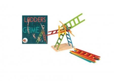 Leiter Balance Spiel - Geschicklichkeitsspiel