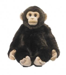 Plüschtier WWF Schimpanse, 39cm - Vorschau