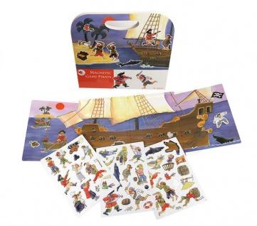 Magnetspiel Piraten