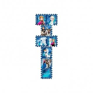 Puzzlematte Frozen, 8teilig