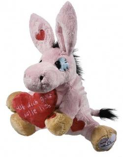 MURPHY LOVE LINE, Esel ganz doll lieb